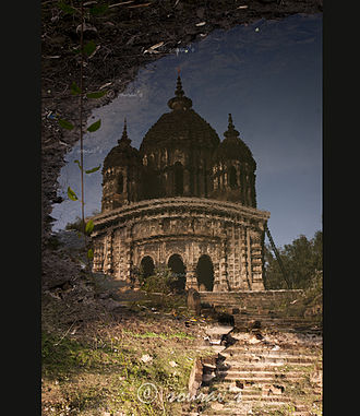 Chandrakona - The Temple of Malleswar