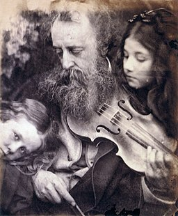 The Whisper of the Muse, by Julia Margaret Cameron