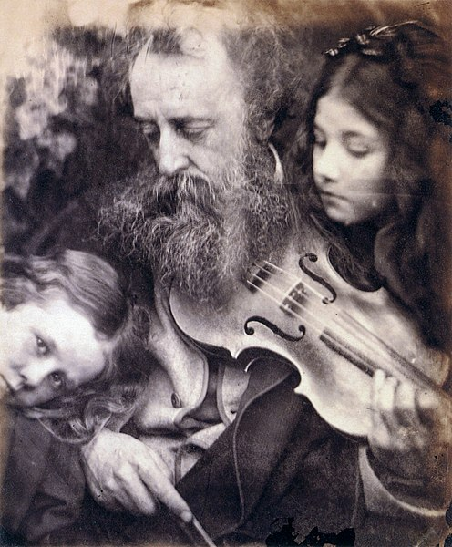 Fichier:The Whisper of the Muse, by Julia Margaret Cameron.jpg