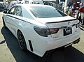 The rearview of Toyota MARK X 350S G's (DBA-GRX133) tuned by SARD.jpg