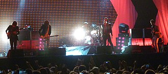 The Strokes - The Strokes at Austin City Limits Festival in 2010
