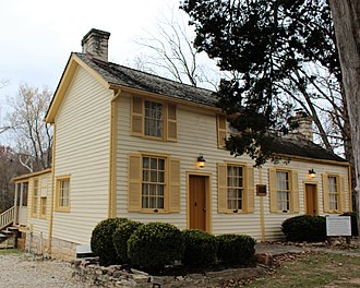 National Register of Historic Places listings in Jefferson County, Missouri - Image: Thomas C Fletcher House