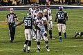 Thomas Davis, Max Garcia, Charles Johnson Super Bowl 50.jpg
