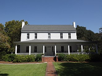 National Register of Historic Places listings in Darlington County, South Carolina - Image: Thomas E. Hart House