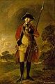 Thomas Gainsborough (1727-1788) - The Honourable Thomas Needham (d.1773), in the Uniform of the 3rd Footguards at Ascott, Buckinghamshire - 1535158 - National Trust.jpg