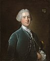 Thomas Hudson (attributed) - Portrait of William Fytche of Bengal 1752.jpg