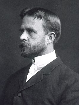 Thomas Hunt Morgan in 1891.