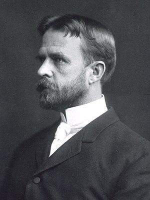 Thomas Hunt Morgan - Johns Hopkins yearbook of 1891