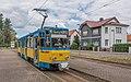 Thuringia asv2020-07 Thüringerwaldbahn in Bad Tabarz img1.jpg