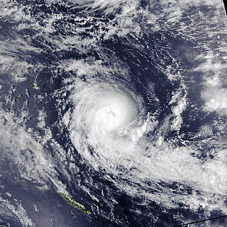 Cyclone Tia