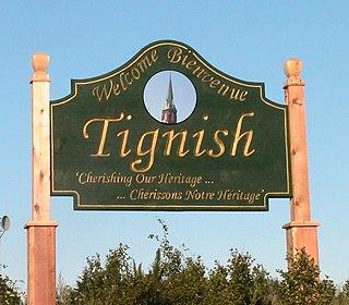Tignish, Prince Edward Island Town in Prince Edward Island, Canada