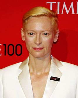 Tilda Swinton in 2012