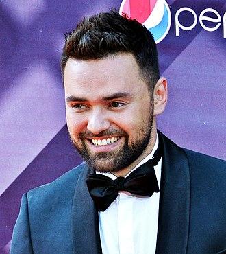 Timur Miroshnychenko - Miroshnychenko at Eurovision Song Contest 2017