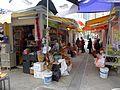 Tin Sau Bazaar shops view 201403.jpg
