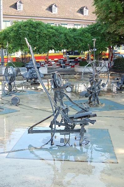 丁格力Jean Tinguely(瑞士1925-1991)雕塑作品集1 - 刘懿工作室 - 刘懿工作室 YI LIU STUDIO