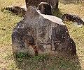 Tiya, parco delle stele, secondo gruppo, stele databili all'xi-xii secolo circa 20.jpg