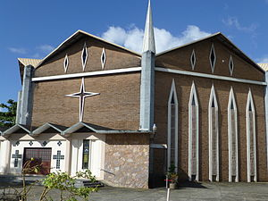 Barataria, Trinidad and Tobago - Image: Tn T San Juan Barataria RC Church