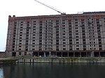 Tobacco Warehouse On South Side Of Stanley Dock Stanley Dock Liverpool Merseyside England UK - North Side - Panorama - 1 of 8.jpg