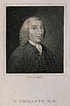 Tobias George Smollett. Stipple engraving by W. Evans. Wellcome V0005512ER.jpg