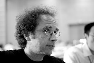 Tod Machover - Tod Machover in Barcelona 2007