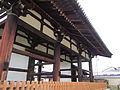 Todai-ji Tegai-mon National Treasure 国宝東大寺転害門25.JPG