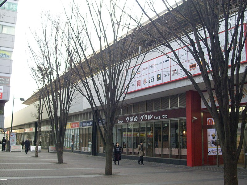 キュービックプラザ新横浜別館「ぐるめストリート」
