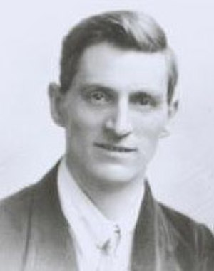 Tom Iredale - Tom Iredale in 1923