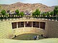 Tomb of Sadi آرامگاه سعدی در شیراز 04.jpg