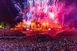 Tomorrowland in 2015