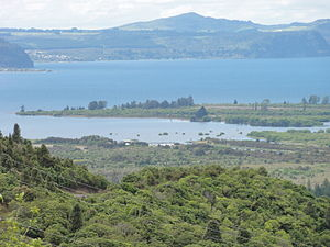 Lakes of New Zealand - Lake Taupo