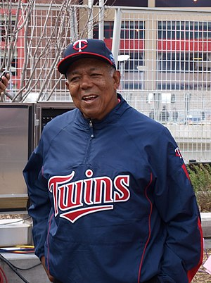 Tony Oliva - Oliva in April 2010