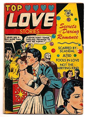 Top Love Stories No 3