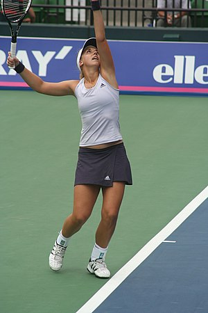 Sabine Lisicki - Lisicki at the 2009 Toray Pan Pacific Open.