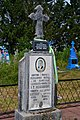 Torhovyshche Turiiskyi Volynska-brotherly grave of soviet partisans-2.jpg