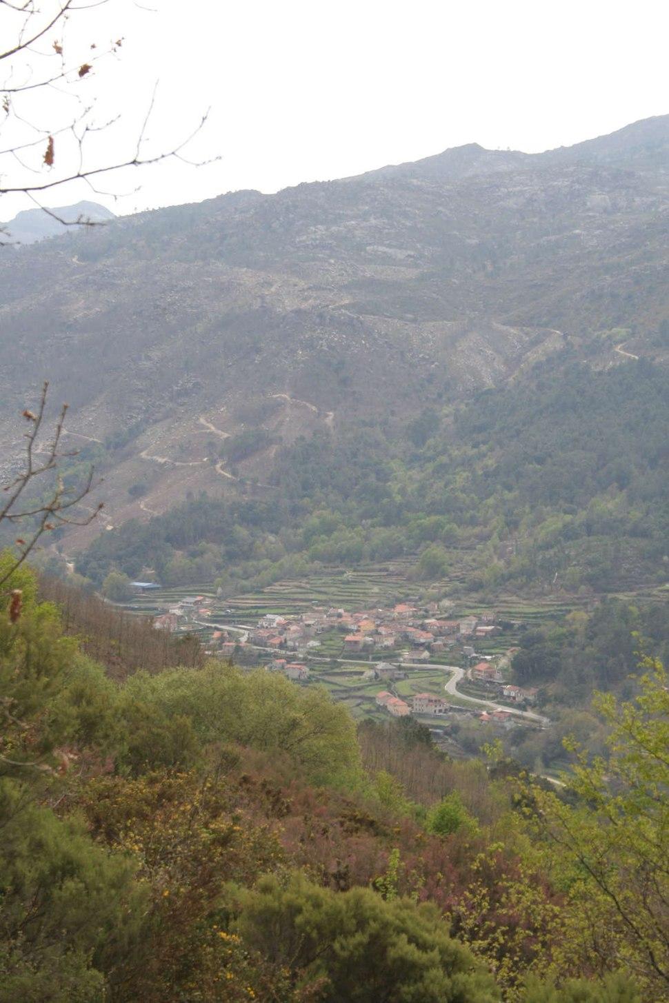 Torneiros, Río Caldo, Lobios