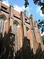 Toruń, kościół św. Jakuba (fasada południowa) (2) (OLA Z.).JPG