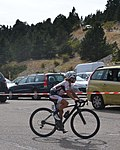 Tour féminin international de l'Ardèche 2016 - stage 3 - Veronica Leal.jpg