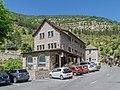 Tourist information centre in Sainte-Enimie 01.jpg