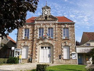 Bernay-Vilbert Commune in Île-de-France, France