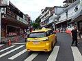 Toyota Wish taxi TDD-9696 on Qiche Road 20190812.jpg