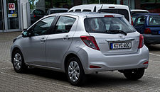 Toyota Yaris Wikipedia Wolna Encyklopedia