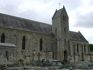 Tracy-sur-Mer - Church of Saint Martin