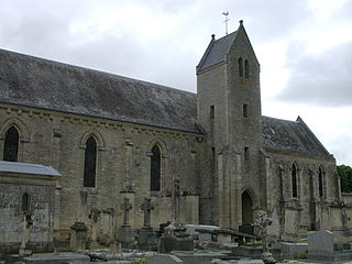 Tracy-sur-Mer Commune in Normandy, France