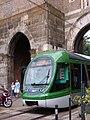 Tram Milano arco Ticinese.JPG