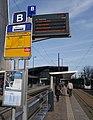 Tram halte Rotterdam Centraal - 26 Maart 2017.jpg