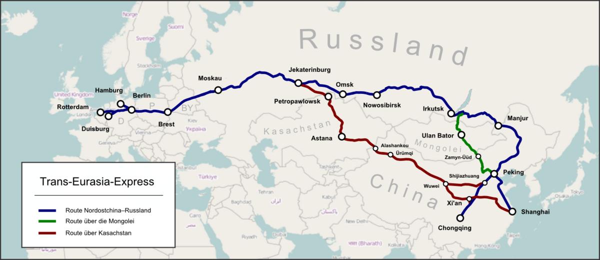 Trans Eurasia Express Wikipedia
