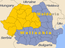 English[edit]. A Map Of Romania With Transylvania ...