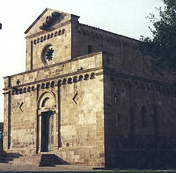Cathedral of Santa Maria di Monserrato