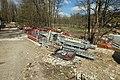 Travaux de restauration de la continuité écologique de la Mérantaise à Gif-sur-Yvette le 5 avril 2015 - 02.jpg