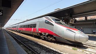 New Pendolino - ETR 600 in Trenitalia livery